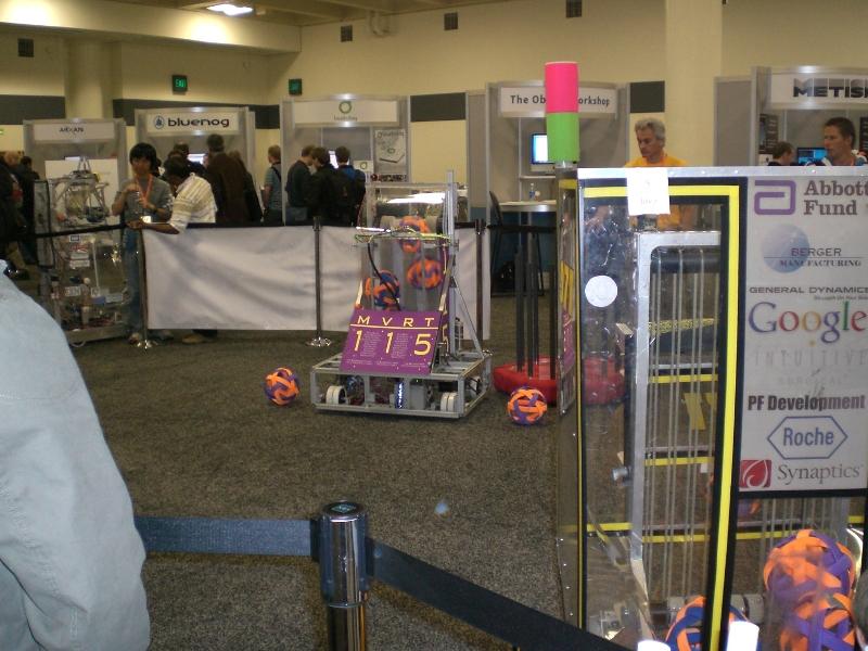Robot Pelotero