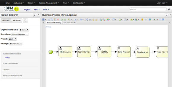 Process Authoring