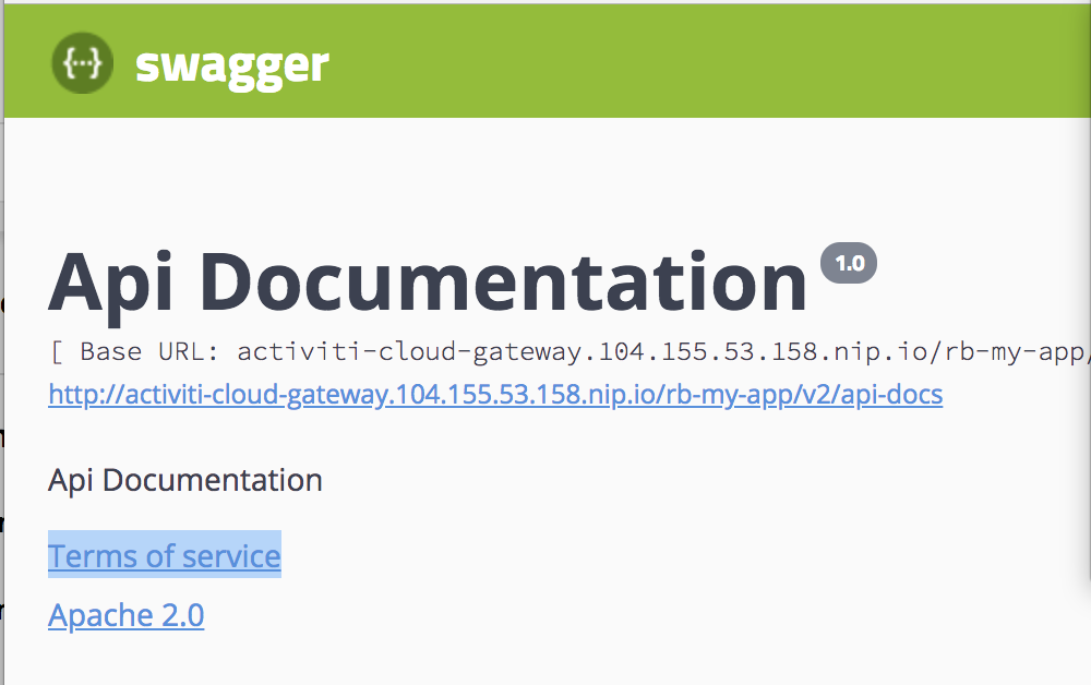 Getting Started with Activiti Cloud Beta1 – Salaboy (Open